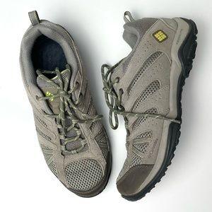 Columbia Womens Redmond Hiking Shoes Sz 8.5